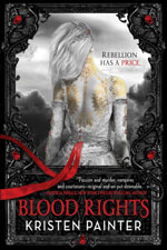 Blood Rights Cover Picture