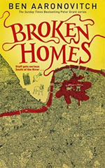 Broken Homes Cover Picture