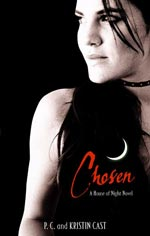 Chosen by P.C. and Kristin Cast Cover Picture