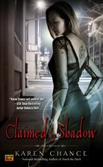 Claimed By Shadow Cover Picture