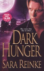 Dark Hunger Cover Picture