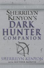 Sherrilyn Kenyon's Dark-Hunter Companion Cover Picture