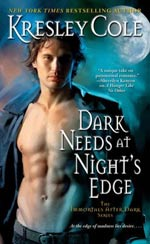 Dark Needs At Night's Edge by Kresley Cole Cover Picture