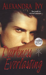 Darkness Everlasting by Alexandra Ivy cover picture