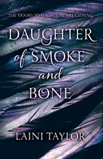 Daughter of Smoke and Bone Cover Picture