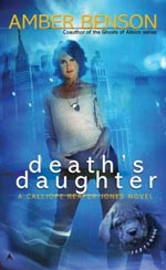 Death's Daughter Cover Picture