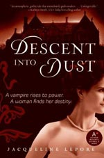 Descent Into Dust Cover Picture