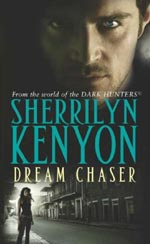 Dream Chaser by Sherrilyn Kenyon Cover Picture