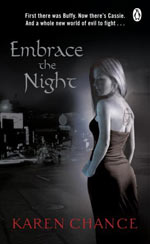 Embrace The Night by Karen Chance Cover Picture