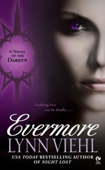 Evermore by Lynn Viehl Cover Picture