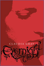 Evernight by Claudia Gray Cover Picture