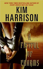 A Fistful Of Charms Cover Picture