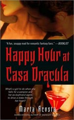 Happy Hour At Casa Dracula Giveaway