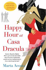 Happy Hour At CAsa Dracula Cover Picture