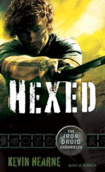 Hexed Cover Picture