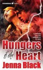 Hungers Of The Heart by Jenna Black Cover Picture