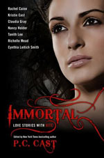 Immortal Anthology Cover Picture