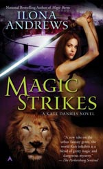 Magic Strikes Cover Picture