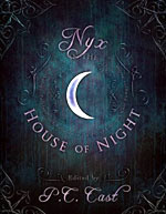 Nyx In The House of Night Cover Picture