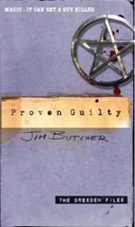 Proven Guilty Cover Picture