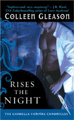 Rises The Night Cover Picture