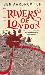 Rivers of London Cover Picture
