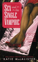Sex and the Single Vampire Cover Picture