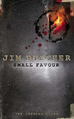 Small Favour by Jim Butcher Cover Picture