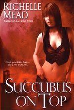 Succubus On Top Cover Picture