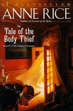 The TAle of The Body Thief Cover Picture