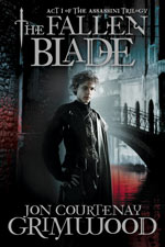 The Fallen Blade Cover Picture