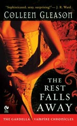 The Rest Falls Away Cover Picture