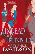 Undead and Unfinished Cover Picture