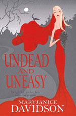 Undead and Uneasy Cover Picture