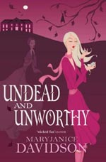 Undead and Unworthy by MaryJanice Davidson Cover Picture