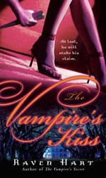 The Vampire's Kiss by Raven Hart Cover Picture
