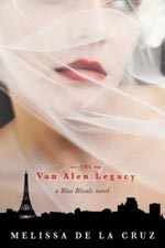 The Van Alen Legacy Cover Picture