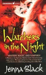 Watchers In The Night Cover Picture
