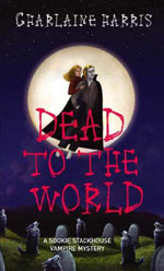 Dead To The World by Charlaine Harris Cover Picture